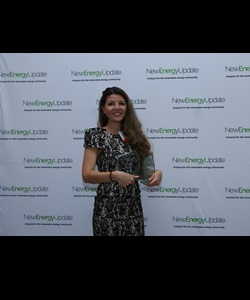 MENASOL New Energy Industry Awards CSP DEVEL