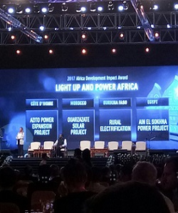 Light up and Power Africa