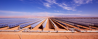 acwapower solar fields noor hot day id - 2014 image
