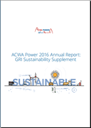 SUSTAINABILITY REPORT 2016