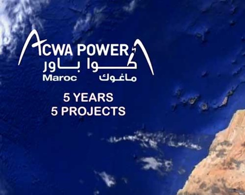 ACWA Power Morocco-video