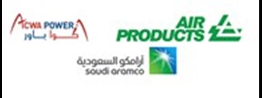 Saudi Aramco, Air Products, and ACWA Power to Form 
