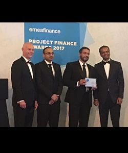 Project Bond of the year