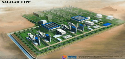 Salalah 2 IPP-Greenfield Project