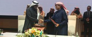 MoU with SABIC image