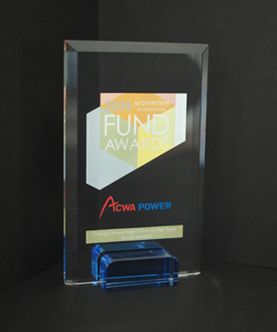 ENERGY INVESTMENT FUND OF THE YEAR,FUND AWARDS 2014