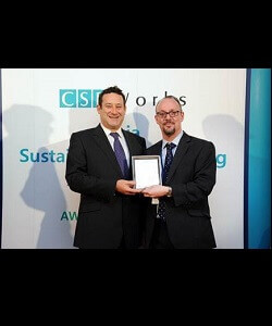 Asia's Best First Time Sustainability Award 2015
